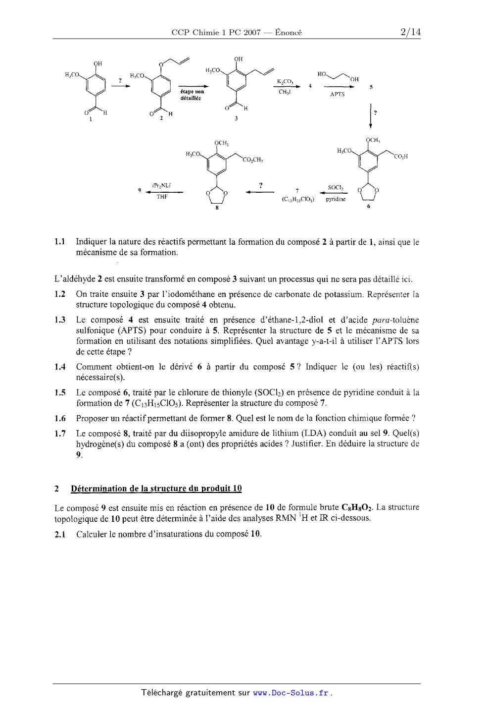abaissement cryoscopique formule