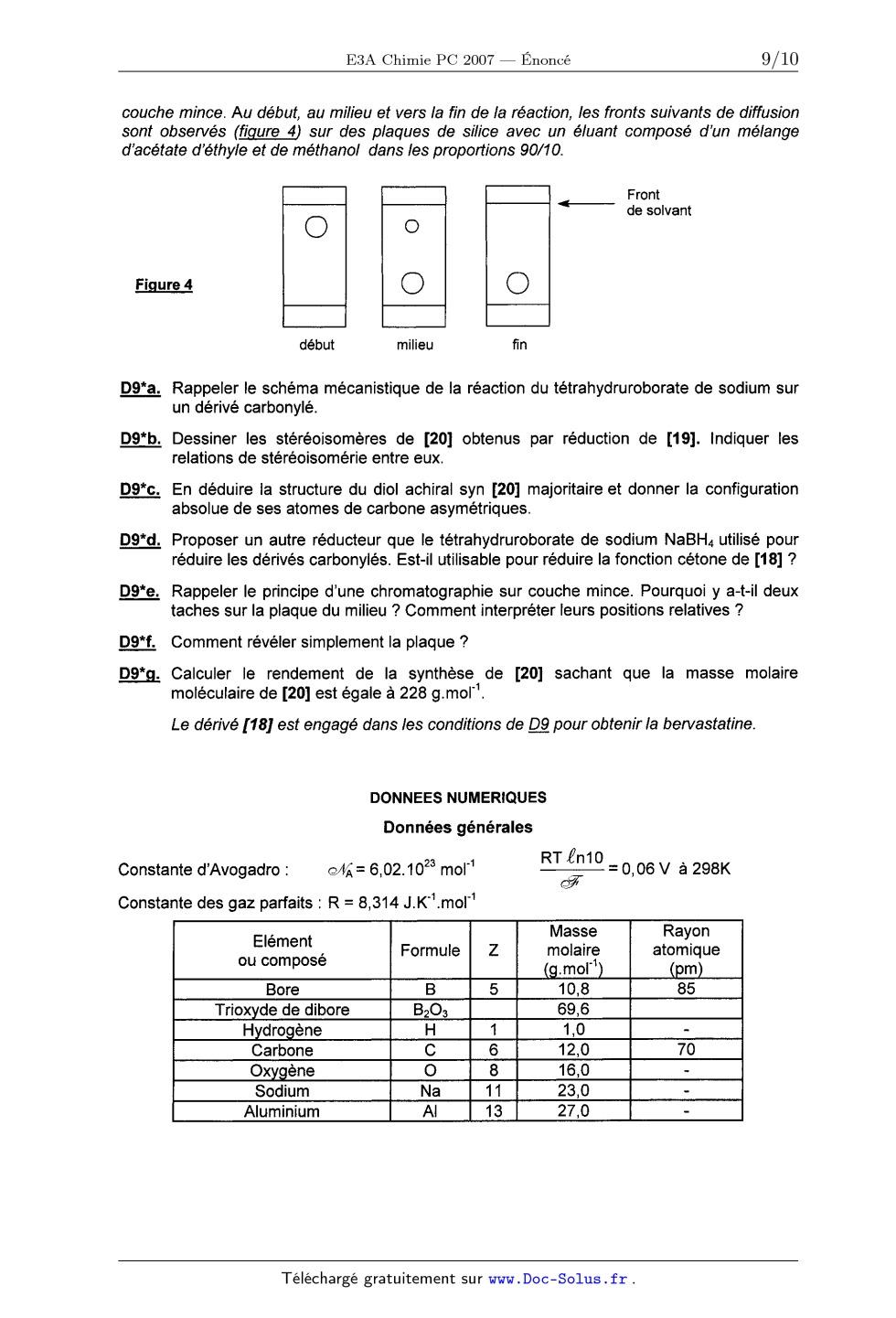 composé hydrogène du bore