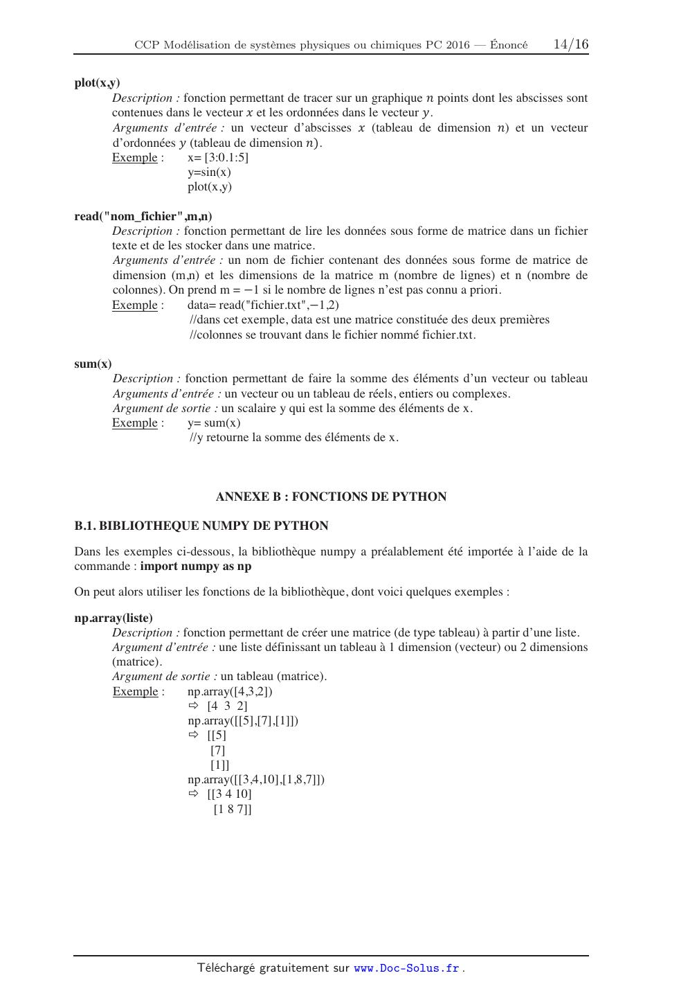 b élément chimique